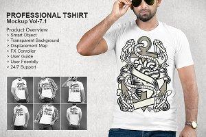 Professional Tshirt Mockup Vol-7.1
