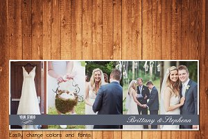 Facebook Cover Timeline Template