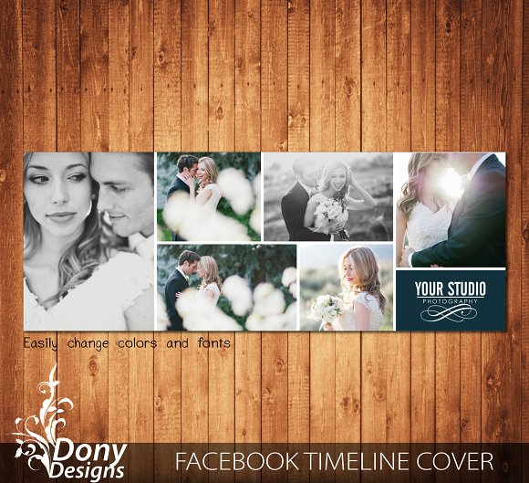 Facebook Cover Timeline Template in Facebook Templates