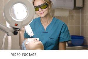Laser skincare