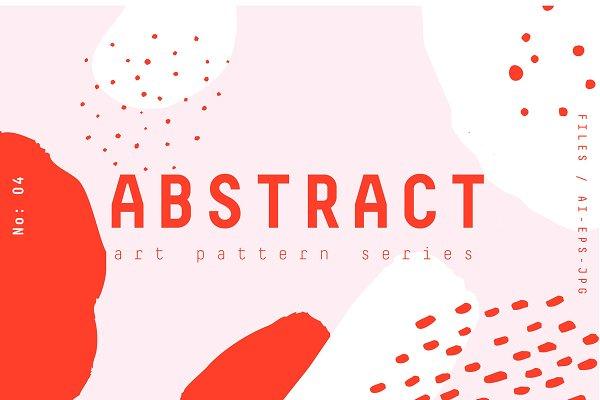 Abstract Art Pattern No:04