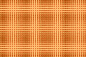 Waffle Seamless Background Pattern