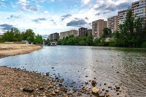 Pisuerga River (Valladolid)