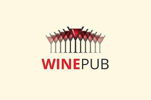 Wine Pub Logo