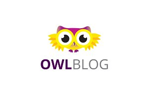 Owl Blog Logo