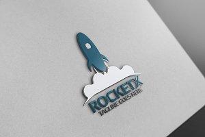 Rocketx Logo