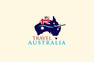 Travel Australia Logo