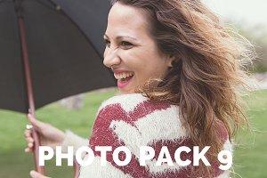 Photo Pack - Enjoying at the park