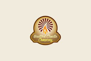 Natural Candle Logo