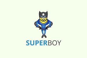 Super Boy Logo