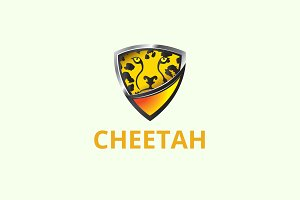 Cheetah Shield Logo