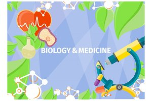 Banner of Biology and Medicine as
