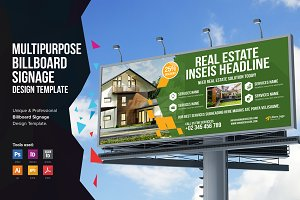 Billboard Signage Design v5