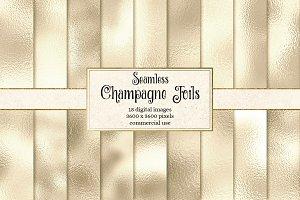 Champagne Foil Textures