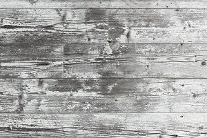 Old grunge wood with peeling paint