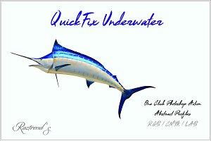 QuickFix Underwater actions