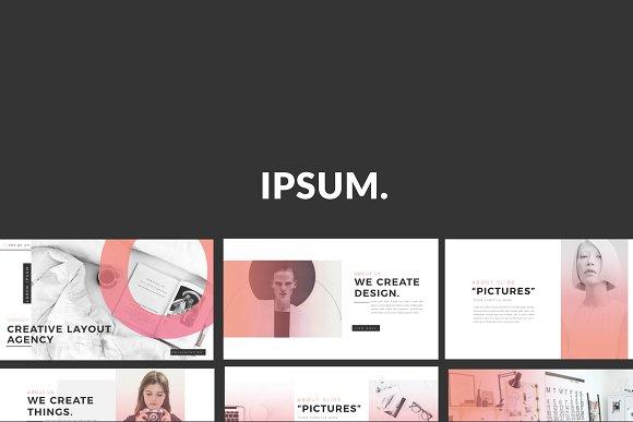 IPSUM Powerpoint