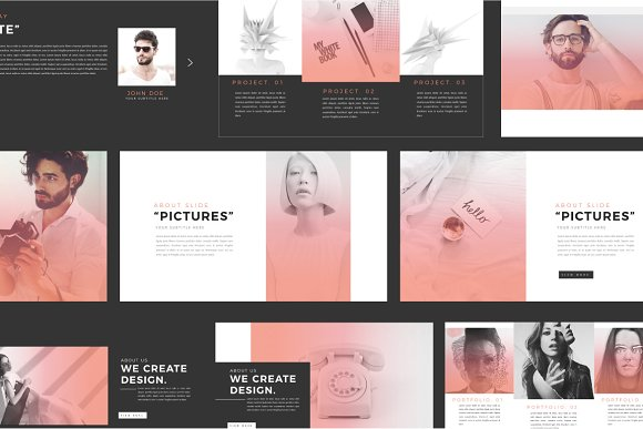 IPSUM Keynote in Presentation Templates - product preview 1