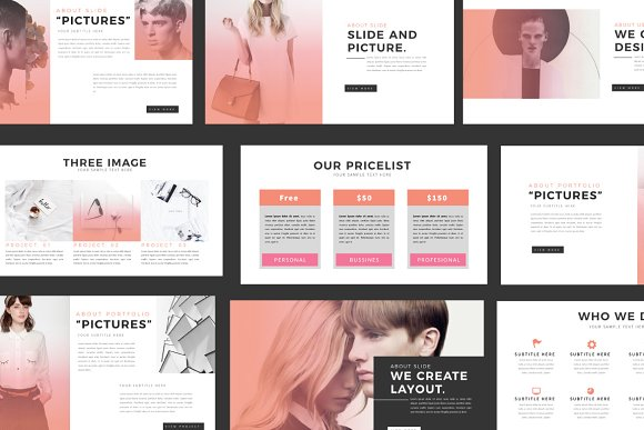 IPSUM Keynote in Presentation Templates - product preview 2