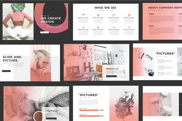 IPSUM Keynote in Presentation Templates - product preview 3