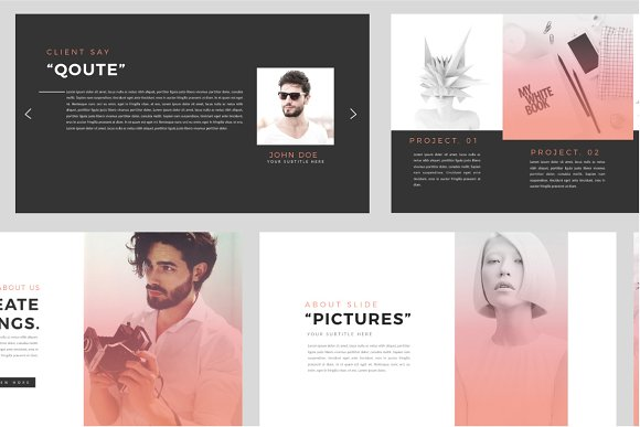 IPSUM Keynote in Presentation Templates - product preview 5