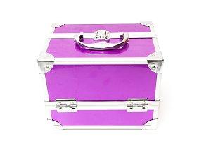 Makeup briefcase