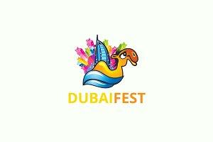 Dubai Fest Logo