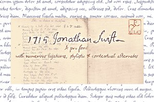 1715 Jonathan Swift OTF