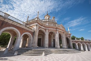 Aranjuez famous landmark, Madrid.