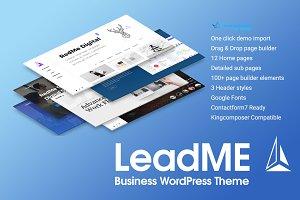 LeadMe - Multipurpose Theme