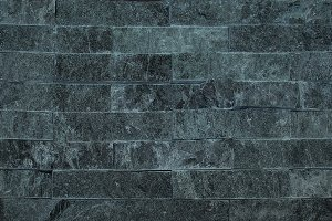 Slate wall cladding seamless texture