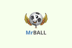 Mr Ball Logo