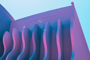 Ultraviolet wall waves