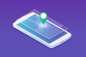 Smartphone Location