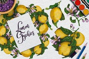 Lemon Graphics style