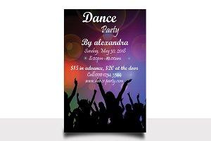 Dance party Flye