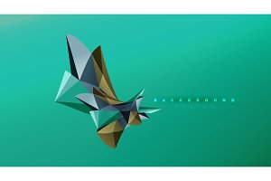 Abstract background - geometric