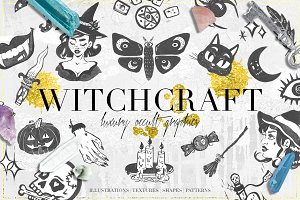 Luxury Witchcraft Graphics