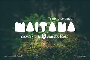Maitana_country_scandinavian_3fonts