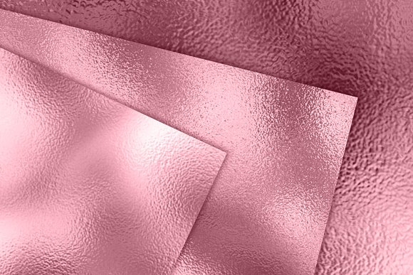 Pink Foil Textures in Textures - product preview 1