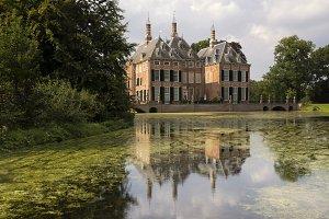 Castle Duivenvoorde near Voorschoten