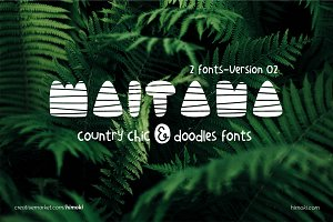 Maitana_country_scandinavian_2fonts_