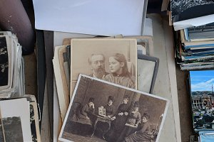 Vintage Photographs Antiques Shop