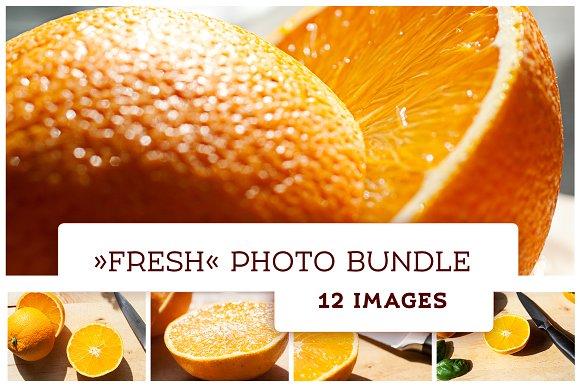 Citrus Photo Bundle | 12 images