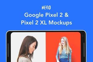 HERO Google Pixel 2 & 2 XL