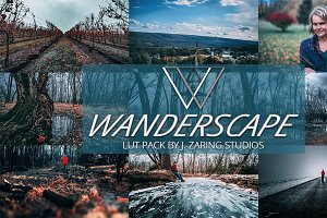 WANDERSCAPE LUT PACK