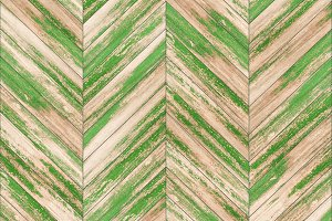 Seamless painted parquet texture