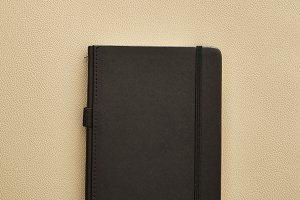Business office accessory note book
