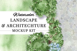 Landscaping and Architecture Kit