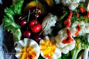 Low carbon vegetables